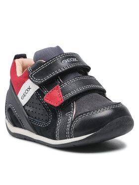 Geox Geox Sneakersy B Eacg B. B B160BB 0CL22 C0048 Czarny
