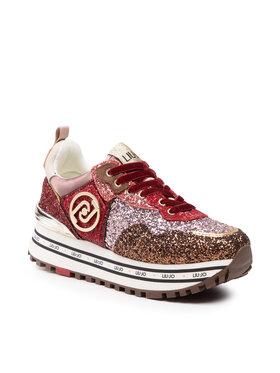 Liu Jo Liu Jo Sneakers Maxi Wonder 1 BF1051 TX198 Rosso