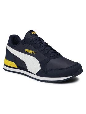 Puma Puma Sneakersy St Runner V2 Nl Jr 365293 26 Granatowy