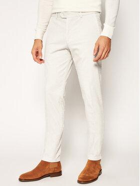 Oscar Jacobson Oscar Jacobson Pantaloni din material Denz 5170 7548 Bej Regular Fit