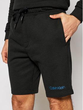 Calvin Klein Underwear Calvin Klein Underwear Szorty materiałowe 000NM2168E Czarny Regular Fit