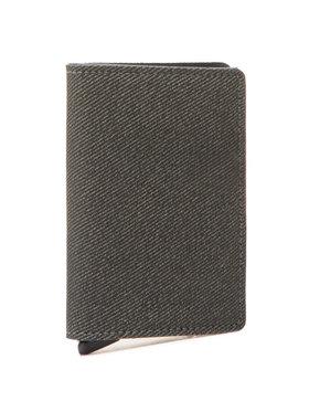 Secrid Secrid Malá pánska peňaženka Slimwallet STw Zelená