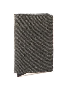 Secrid Secrid Malá pánská peněženka Slimwallet STw Zelená