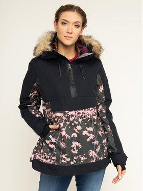 Roxy Snowboardová bunda Shelter ERJTJ03214 Čierna Tailored Fit