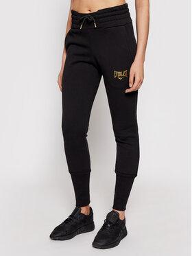 Everlast EVERLAST Spodnie dresowe 811570-60 Czarny Regular Fit