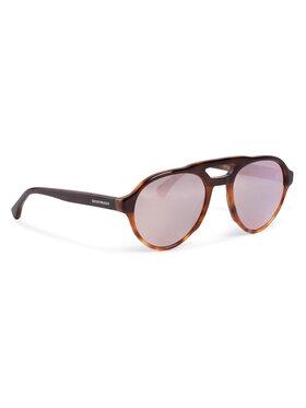 Emporio Armani Emporio Armani Sunčane naočale 0EA4128 57494Z Smeđa
