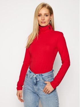Calvin Klein Jeans Calvin Klein Jeans Rolák J20J214932 Červená Slim Fit