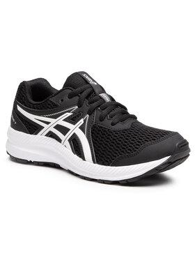 Asics Asics Обувки Contend 7 Gs 1014A192 Черен