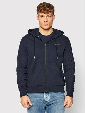 Calvin Klein Calvin Klein Суитшърт Logo K10K107032 Тъмносин Regular Fit