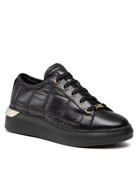 Baldinini Baldinini Sneakersy D2BM23VINYNENE Czarny