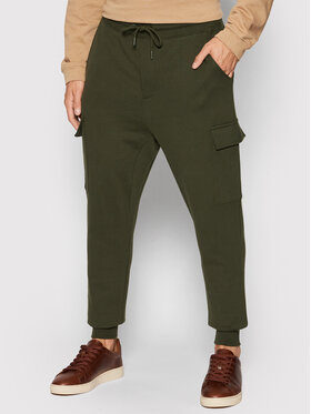 JOOP! Jeans JOOP! Jeans Spodnie dresowe 15 Jjj-19Saint 30029123 Zielony Regular Fit