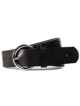 Desigual Desigual Dámský pásek 20SARL01 Černá