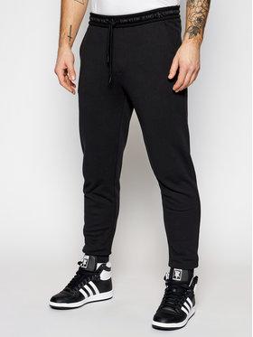 Calvin Klein Jeans Calvin Klein Jeans Melegítő alsó J30J317196 Fekete Regular Fit
