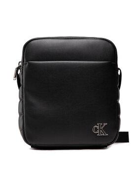 Calvin Klein Jeans Calvin Klein Jeans Мъжка чантичка Soft Moto Reporter S K50K507206 Черен