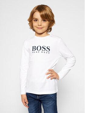 Boss Boss Majica J25P21 S Bijela Regular Fit
