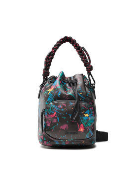 Desigual Desigual Дамска чанта 21WAXPAR Черен