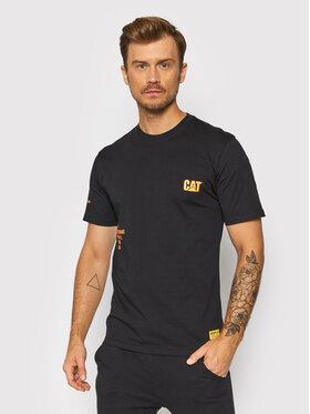 CATerpillar CATerpillar T-Shirt 2511562 Μαύρο Regular Fit