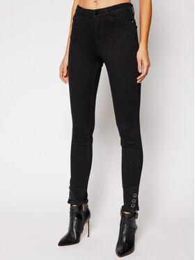 Guess Guess Skinny Fit džínsy W0BA63 D3OP1 Čierna Skinny Fit