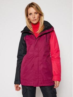 Volcom Volcom Kurtka narciarska Westland H0452113 Fioletowy Long Fit
