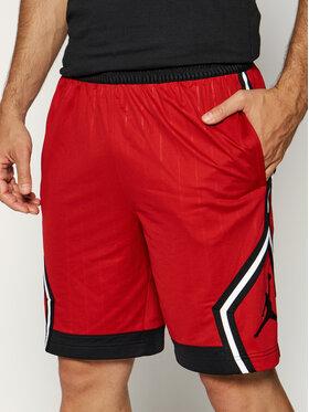 Nike Nike Sport rövidnadrág Jordan Jumpman Diamond CD4908 Piros Loose Fit