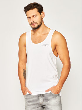 John Richmond John Richmond Tank top Arlon UMA19003CN Biały Regular Fit