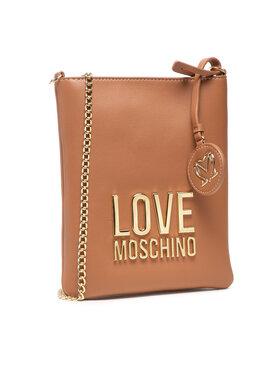 LOVE MOSCHINO LOVE MOSCHINO Дамска чанта JC4104PP1DLJ020A Кафяв