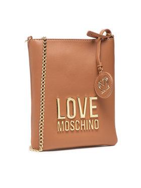LOVE MOSCHINO LOVE MOSCHINO Kabelka JC4104PP1DLJ020A Hnedá