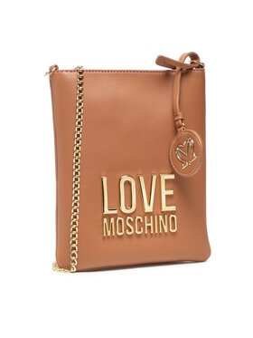 LOVE MOSCHINO LOVE MOSCHINO Rankinė JC4104PP1DLJ020A Ruda