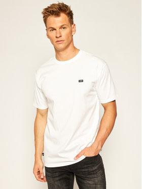 Vans Vans T-Shirt Mn Off The Wall Cl VN0A49R7 Weiß Regular Fit