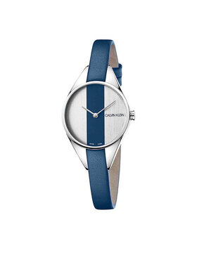 Calvin Klein Calvin Klein Часовник Lady K8P231V6 Син