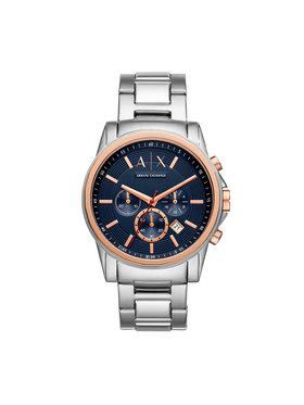 Armani Exchange Armani Exchange Laikrodis AX2516 Sidabrinė