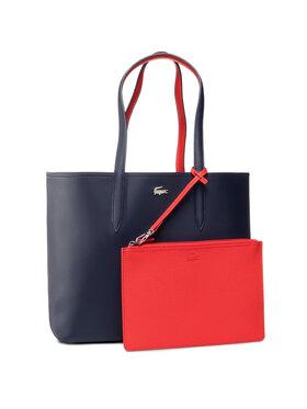 Lacoste Lacoste Torebka Shopping Bag NF2142AA Czerwony
