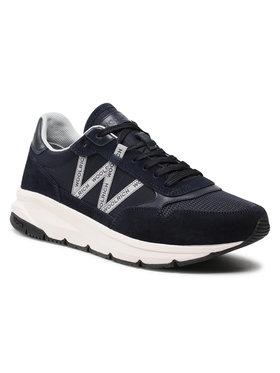 Woolrich Woolrich Sneakersy WFM211.010.2090 Granatowy