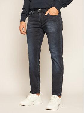 Pepe Jeans Pepe Jeans Jeansy Slim Fit Stanley PM201705 Tmavomodrá Slim Fit