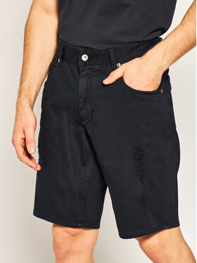 Armani Exchange Armani Exchange Džínsové šortky 3HZS14 Z1AAZ 1510 Tmavomodrá Regular Fit
