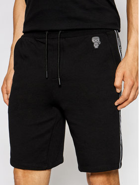 KARL LAGERFELD KARL LAGERFELD Short de sport 705023 511900 Noir Regular Fit