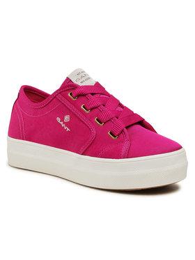 Gant Gant Sneakers aus Stoff Leisha 22539564 Rosa
