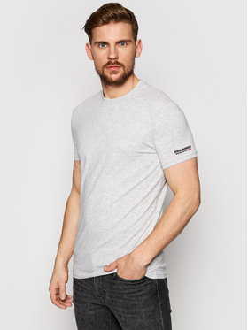 Dsquared2 Underwear Dsquared2 Underwear T-Shirt D9M203520 Šedá Regular Fit