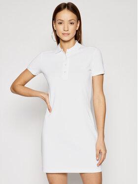 Lacoste Lacoste Robe de jour EF5473 Blanc Slim Fit