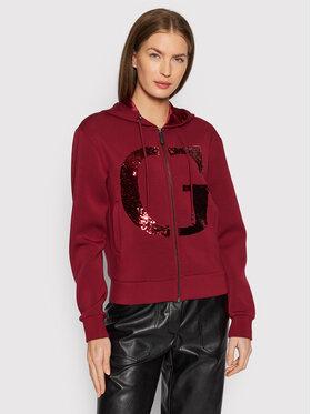 Guess Guess Sweatshirt Daphne W1BQ05 K7UW2 Dunkelrot Regular Fit