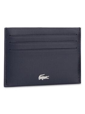 Lacoste Lacoste Θήκη πιστωτικών καρτών Credit Card Holder NH1346FG Σκούρο μπλε