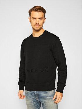 Calvin Klein Jeans Calvin Klein Jeans Pulóver J30J315702 Fekete Regular Fit