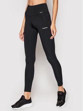 Carpatree Carpatree Leggings Yoga C-YP2HW-F Fekete Slim Fit
