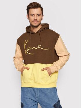 Karl Kani Karl Kani Sweatshirt Signature 6093657 Braun Regular Fit