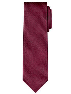 Vistula Vistula Krawatte Zener XY0558 Dunkelrot
