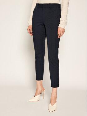 Polo Ralph Lauren Polo Ralph Lauren Kalhoty z materiálu Str-Pnt 211752934002 Tmavomodrá Slim Fit