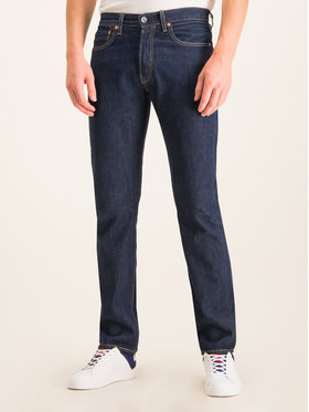 Levi's® Levi's® Jeans Regular Fit 501® Original 00501-0101 Bleu marine Regular Fit
