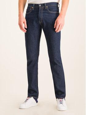 Levi's Levi's Τζιν Regular Fit 501® Original 00501-0101 Σκούρο μπλε Regular Fit