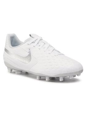 Nike Nike Chaussures Legend 8 Academy Fg/Mg AT5732 100 Blanc