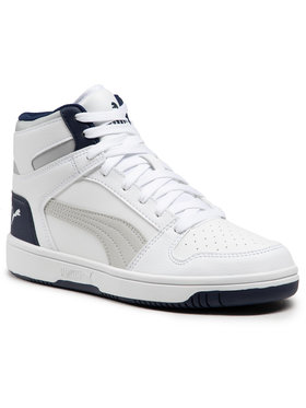 Puma Puma Chaussures Rebound Layup Sl Jr 370486 10 Blanc